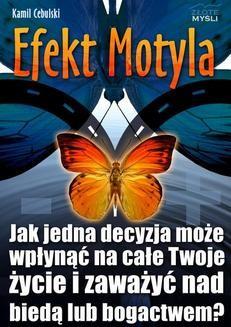 Chomikuj, ebook online Efekt Motyla. Kamil Cebulski