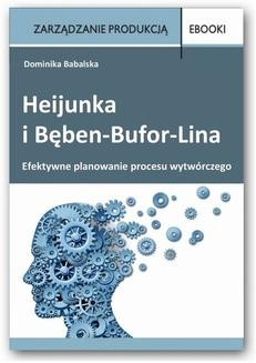 Chomikuj, ebook online Efektywne planowanie procesu wytwórczego – Heijunka i Bęben-Bufor-Lina. Dominika Babalska
