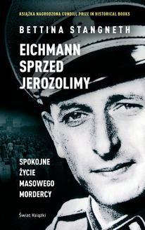 Ebook Eichmann sprzed Jerozolimy pdf