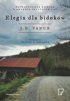 Chomikuj, ebook online Elegia dla bidoków. J.D. Vance