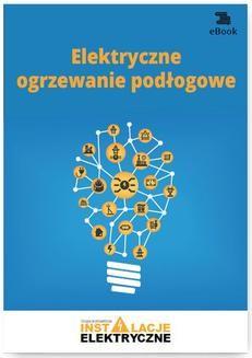 Ebook Elektryczne ogrzewanie podłogowe pdf