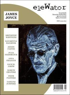 Chomikuj, ebook online eleWator 1 (1/2012) – James Joyce. Opracowanie zbiorowe null
