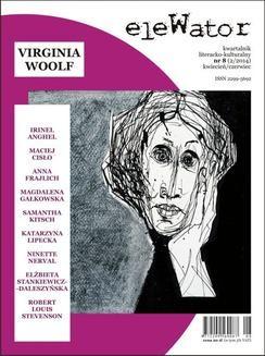 Ebook eleWator 8 (2/2014) – Virginia Woolf pdf