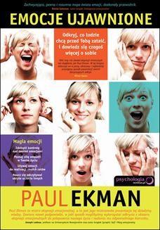 Chomikuj, ebook online Emocje ujawnione. Odkryj, co ludzie chcą przed Tobą zataić i dowiedz się czegoś więcej o sobie. Paul Ekman