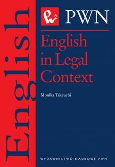 Chomikuj, ebook online English in Legal context. Monika Takeuchi