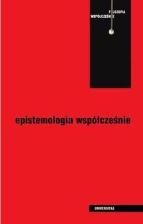 Ebook Epistemologia współczesnie pdf