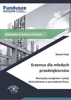 Ebook Erasmus dla młodych przedsiębiorców pdf