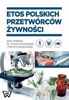 Ebook Etos polskich przetwórców żywności pdf