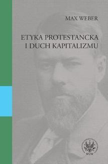 Ebook Etyka protestancka i duch kapitalizmu pdf