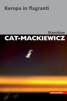 Chomikuj, ebook online Europa in flagranti. Stanisław Cat-Mackiewicz