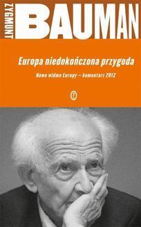 Chomikuj, ebook online Europa – niedokończona przygoda. Zygmunt Bauman
