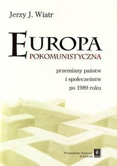 Ebook Europa pokomunistyczna pdf