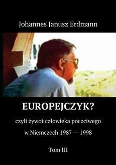 Ebook Europejczyk? pdf