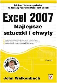 Chomikuj, ebook online Excel 2007. Najlepsze sztuczki i chwyty. John Walkenbach
