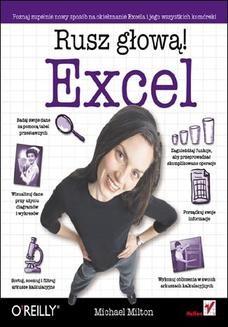 Chomikuj, ebook online Excel. Rusz głową!. Michael Milton