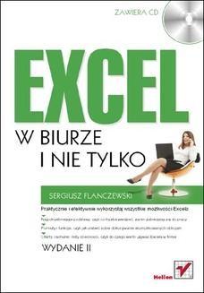 Chomikuj, ebook online Excel w biurze i nie tylko. Wydanie II. Sergiusz Flanczewski
