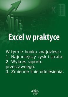 Ebook Excel w praktyce. Wydanie kwiecień 2014 r. pdf