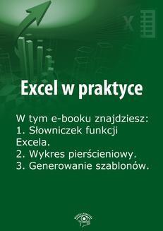 Ebook Excel w praktyce. Wydanie maj-czerwiec 2014 r. pdf