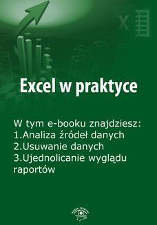 Chomikuj, ebook online Excel w praktyce, wydanie sierpień 2014 r. Rafał Janus