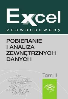 Chomikuj, ebook online Excel zaawansowany – ScoreCard – zarządzanie procesami biznesowymi z użyciem Excela. Marcin Urbański