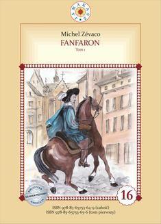 Chomikuj, ebook online Fanfaron. Część 1. Michel Zevaco