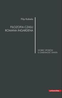 Ebook Filozofia czasu Romana Ingardena pdf