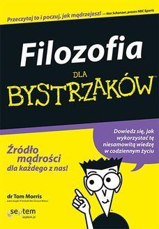 Ebook Filozofia dla bystrzaków pdf