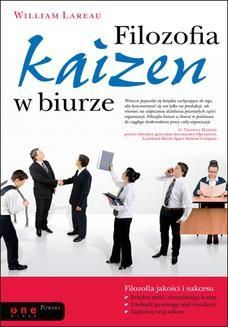 Chomikuj, ebook online Filozofia Kaizen w biurze. William Lareau