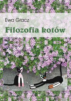 Ebook Filozofia kotów pdf