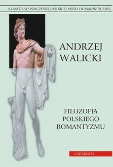 Ebook Filozofia polskiego romantyzmu pdf