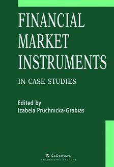 Ebook Financial market instruments in case studies pdf