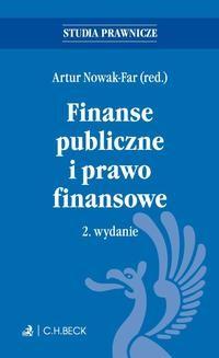 Chomikuj, ebook online Finanse publiczne i prawo finansowe. Artur Nowak-Far