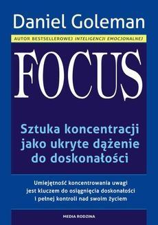 Chomikuj, ebook online Focus. Daniel Goleman