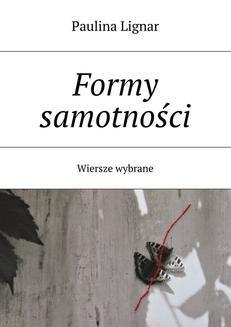 Ebook Formy samotności pdf