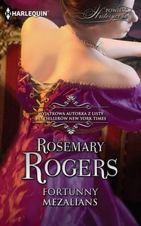 Chomikuj, ebook online Fortunny mezalians. Rosemary Rogers