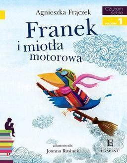 Ebook Franek i miotła motorowa pdf