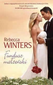 Chomikuj, ebook online Fundusz małżeński. Rebecca Winters