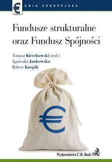 Chomikuj, ebook online Fundusze strukturalne oraz Fundusz Spójności. Robert Knopik