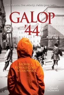 Chomikuj, ebook online Galop 44. Monika Kowaleczko-Szumowska