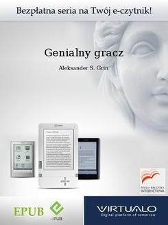 Ebook Genialny gracz pdf
