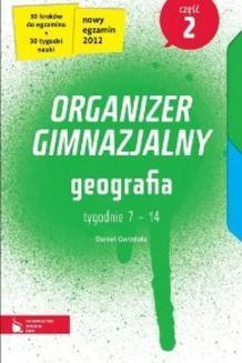 Chomikuj, ebook online Geografia cz. 2. Organizer gimnazjalny. Daniel Gwizdała
