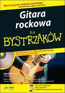 Ebook Gitara rockowa dla bystrzaków pdf