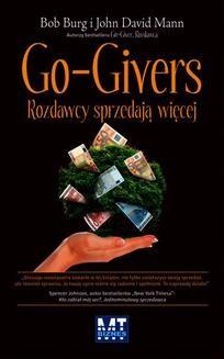 Chomikuj, ebook online Go-Givers. Rozdawcy sprzedają więcej. Bob Burg