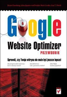 Chomikuj, ebook online Google Website Optimizer. Przewodnik. Bryan Eisenberg