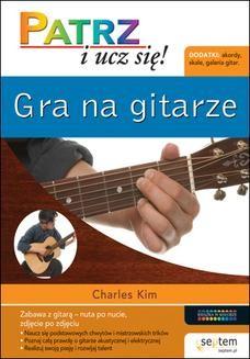 Ebook Gra na gitarze. Patrz i ucz się! pdf