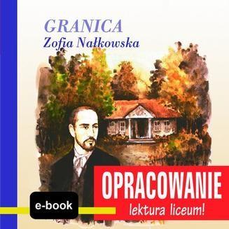 Chomikuj, ebook online Granica. Zofia Nałkowska