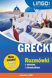 Ebook Grecki. Rozmówki z wymową i słowniczkiem. eBook pdf