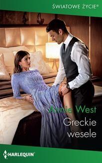 Chomikuj, ebook online Greckie wesele. Annie West