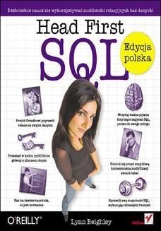 Chomikuj, ebook online Head First SQL. Edycja polska (Rusz głową!). Lynn Beighley