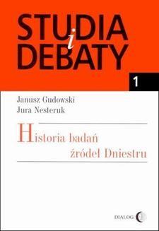Chomikuj, ebook online Historia badań źródeł Dniestru. Janusz Gudowski